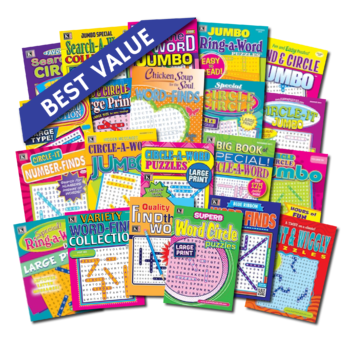 21 Word Search Magazines