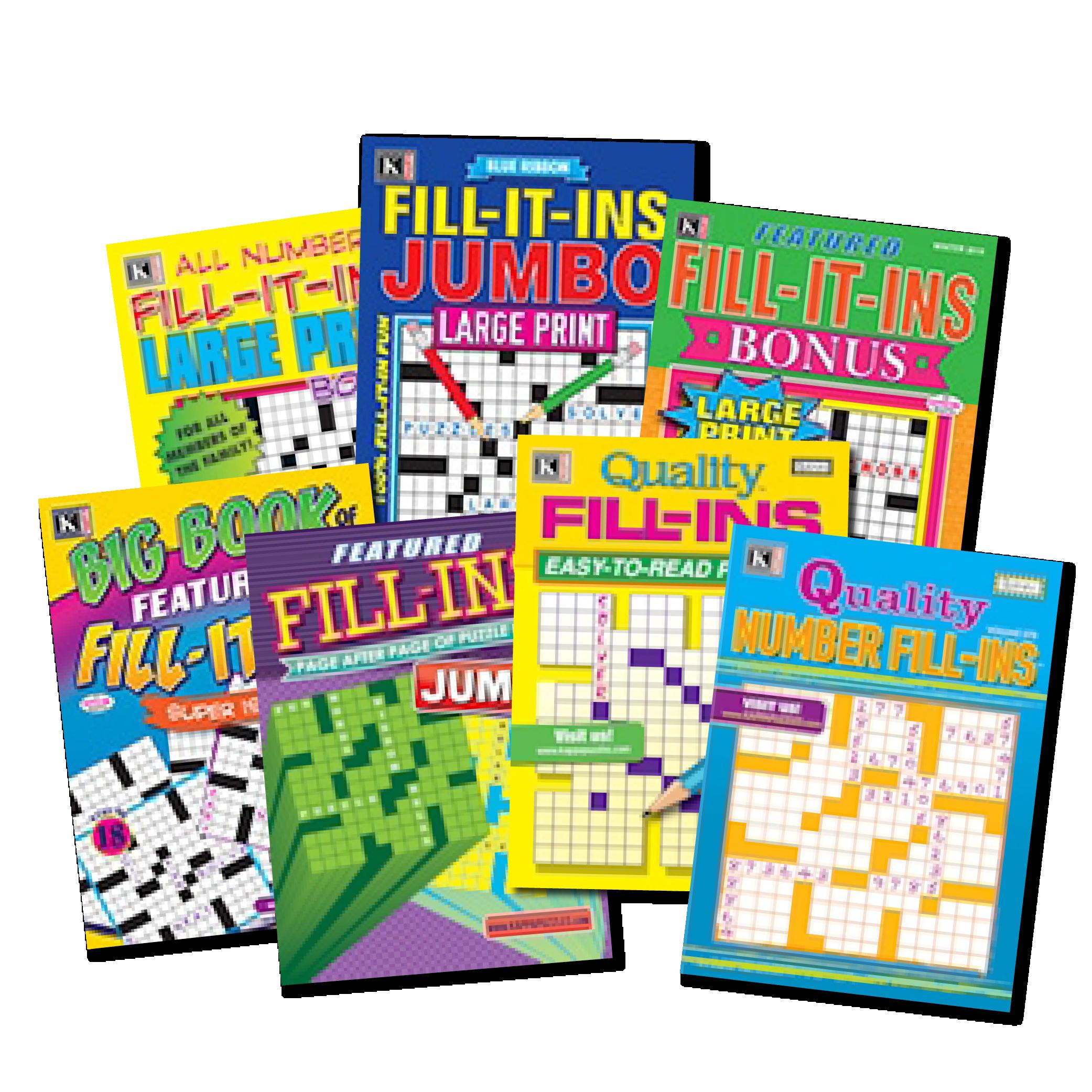 Kappa SUDOKU Puzzles VOLUME 11 Variety Collection.
