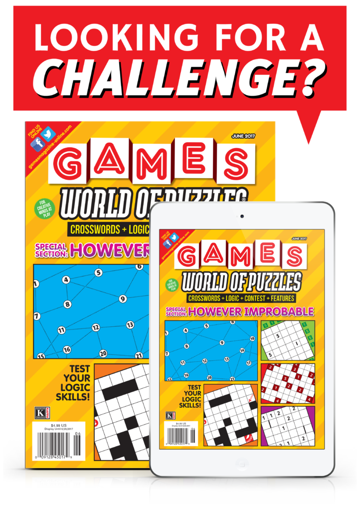 4a07f567d8 Kappa Puzzles – The Leading Publisher of Puzzle Magazines